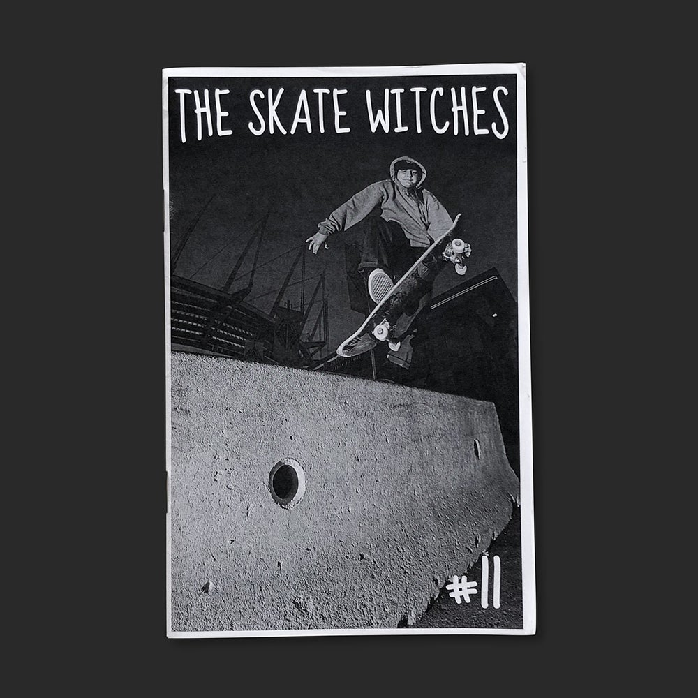 Image of The Skate Witches #11