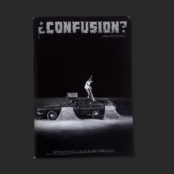 Image of Confusion #21