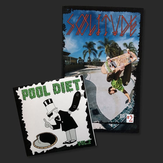 Image of Solitude #2 + Pool Diet #2
