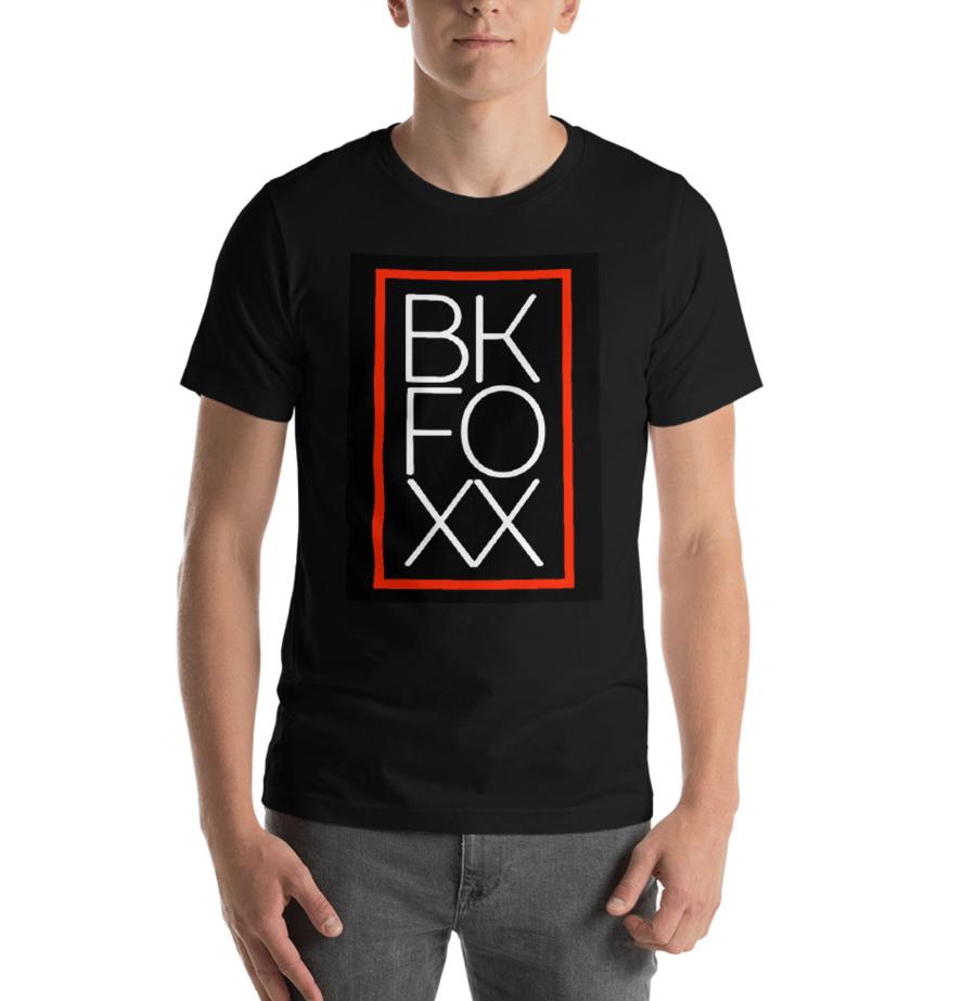 Image of BKFOXX Logo Tee