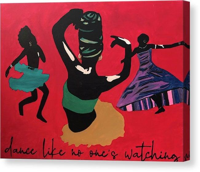 "Image of ""Dance"" Original Painting"