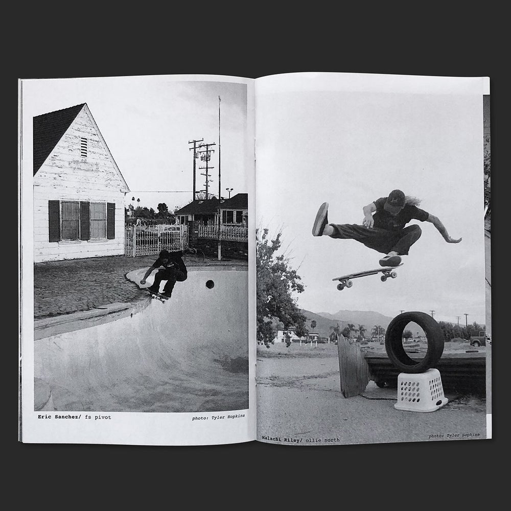 Image of Cemental Skateboard Zine #9