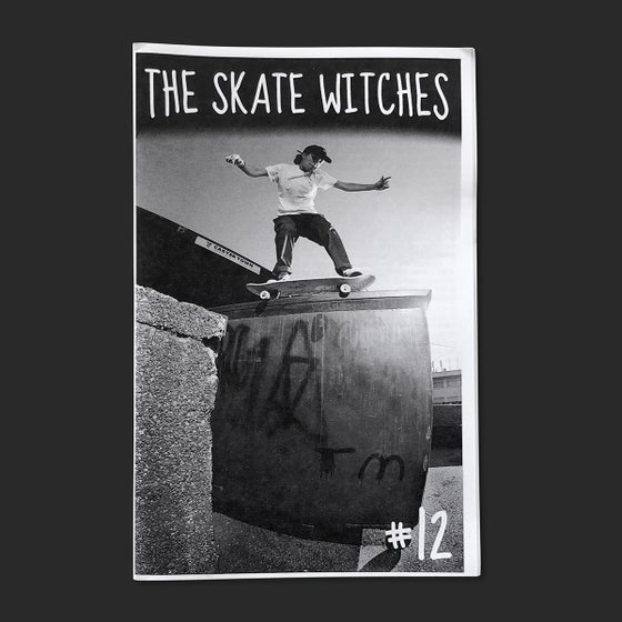 Image of The Skate Witches #12