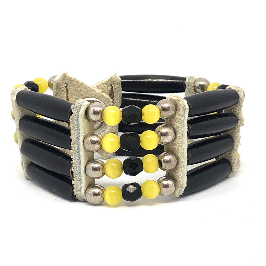 Image of Hairpipe Bracelet (Bold)