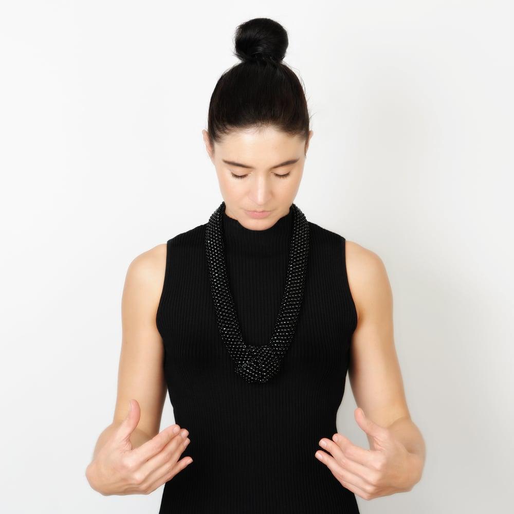 Image of KNOT neckpiece