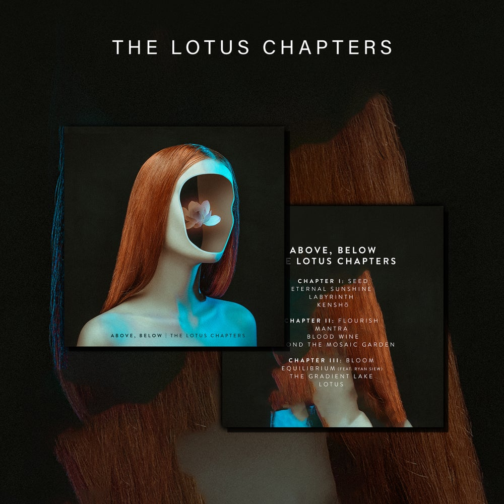 Image of 'The Lotus Chapters' CD - ALBUM PRE-ORDER
