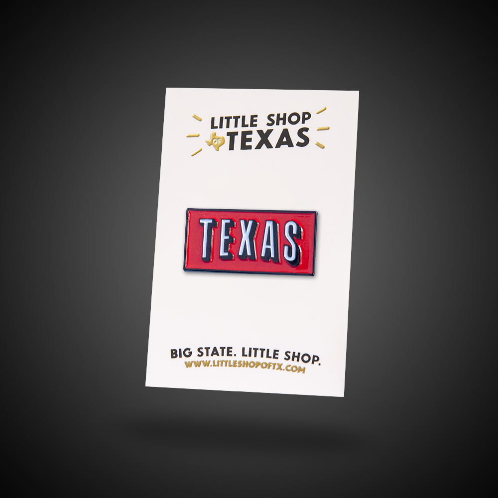 Image of Texas and Chill Enamel Pin