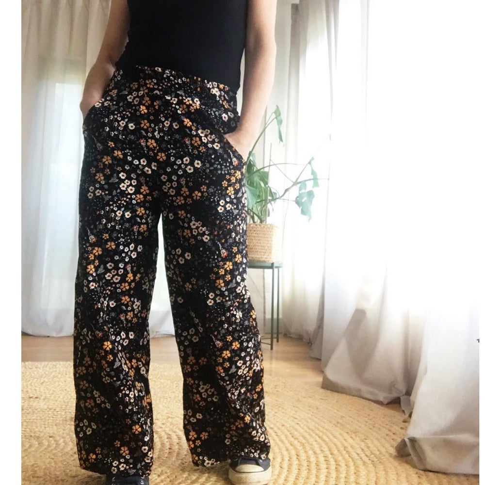 Image of Custom Wide Leg Pants - choose your fabric