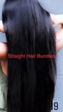 """Image 1 of 22"""" Remy Straight Hair single bundle"""