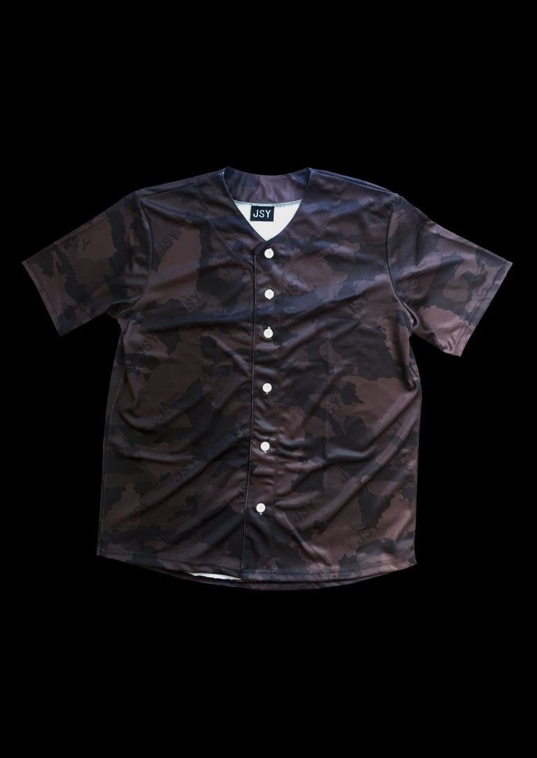 Image of BASEBALL VEST WI CAMO BROWN
