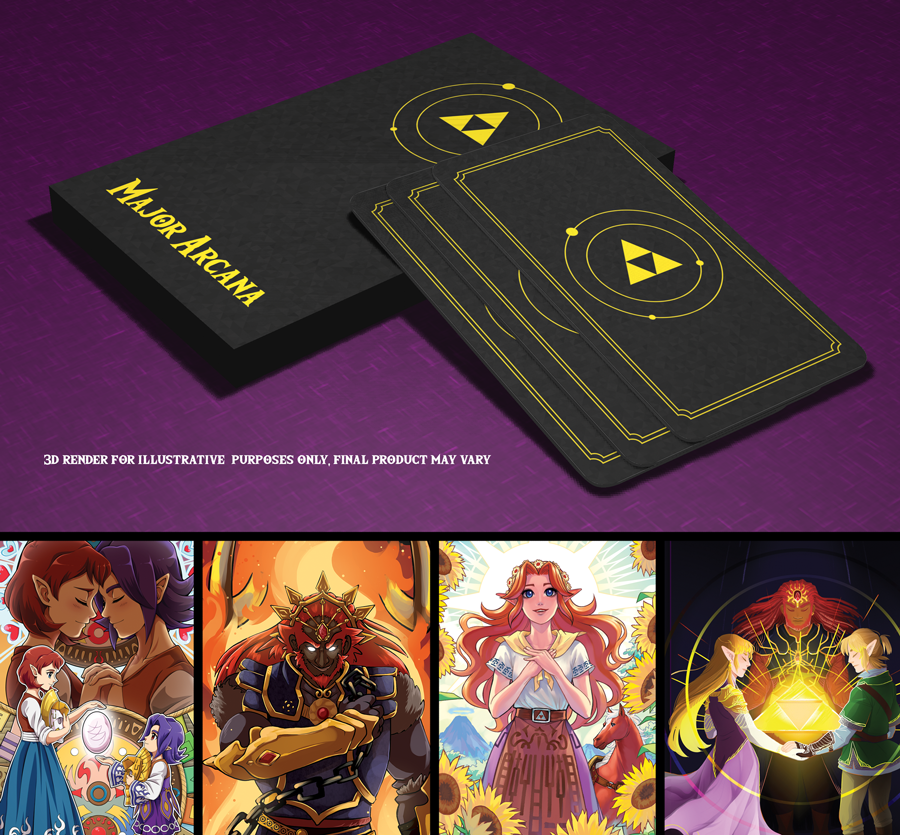 Image of Physical Deck