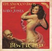 "Image of In Stock. 10"". The Sirocco Bros & Lobo Jones : Bewitched.     Ltd Edition, 2 track 10""."