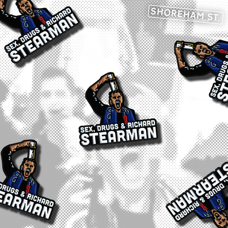 Image of Stearman Pin