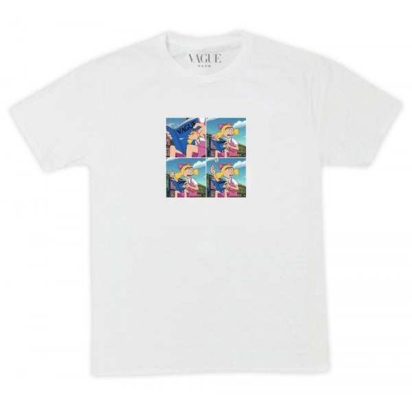 Image of Vague - Helga T-Shirt - White