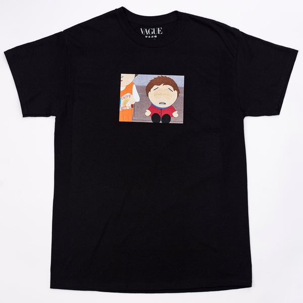 Image of Vague - Clyde T-Shirt - Black