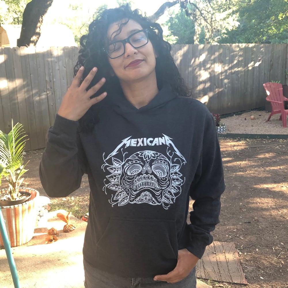 Image of Mexicana 'Dia de Muertos' hoodie
