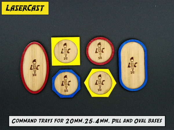 Image of Command trays