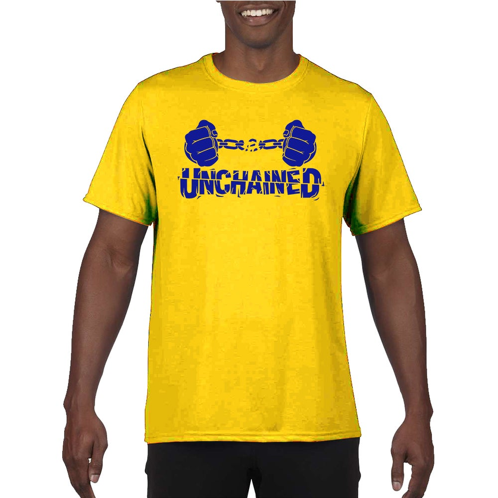 Image of Unchained Yellow and Blue