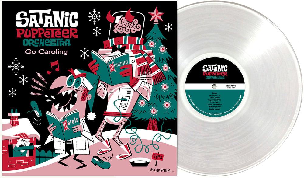 """Image of Go Caroling 12"""" EP"""