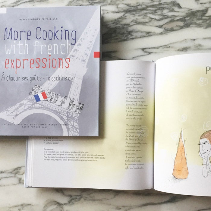 Image of More Cooking with French expressions