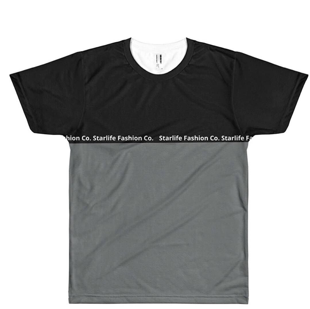 Image of Starlife (Grey/Black)