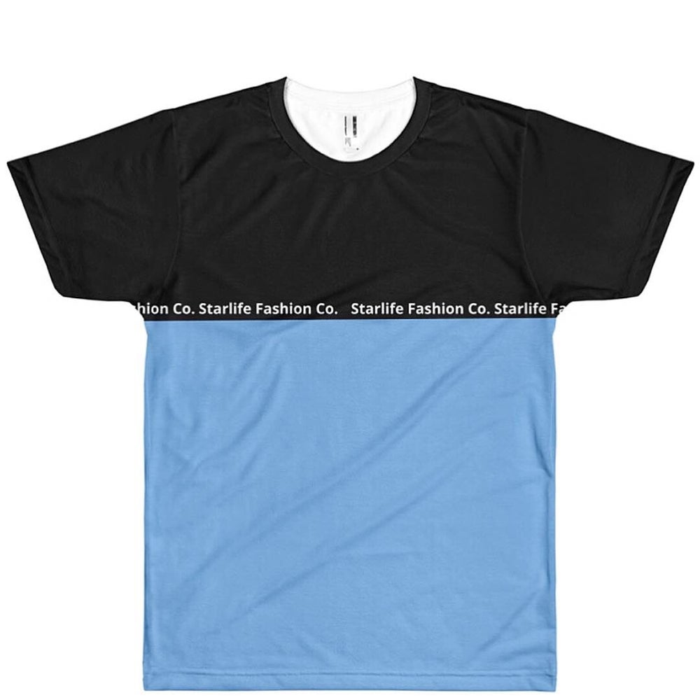Image of Starlife (Light Blue/Black)