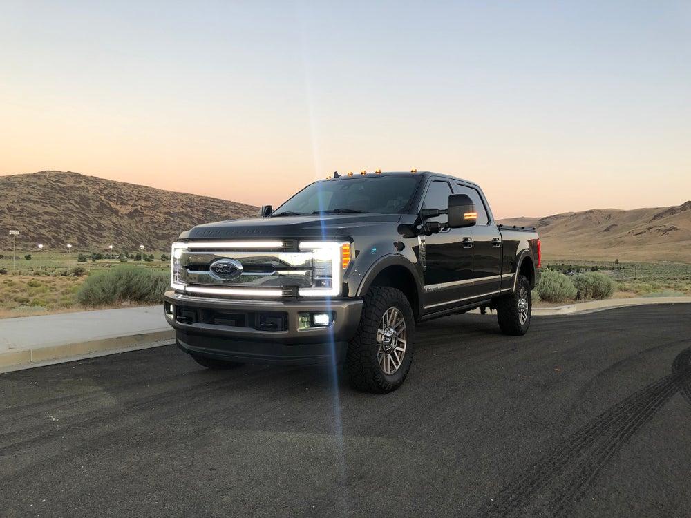 Image of 2017-19 XL/XLT/Lariat/King Ranch LED Accent Bars