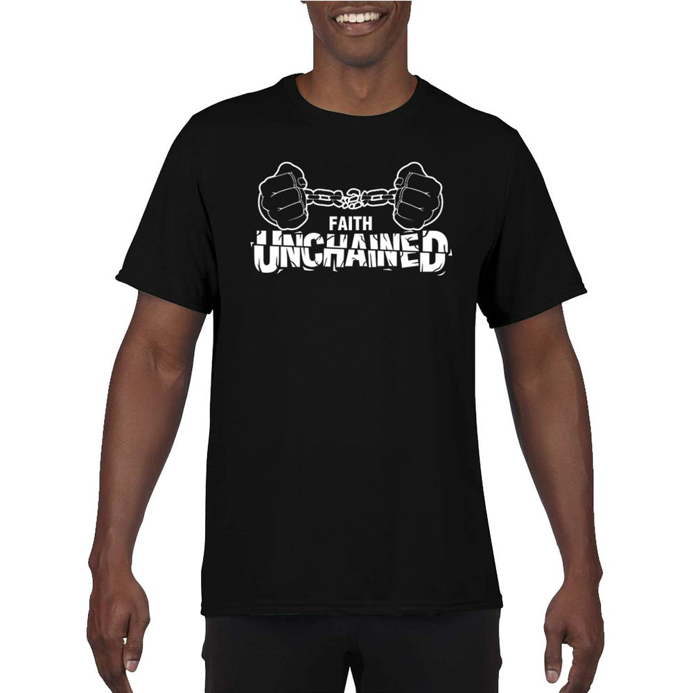 Image of Faith Unchained Black and White