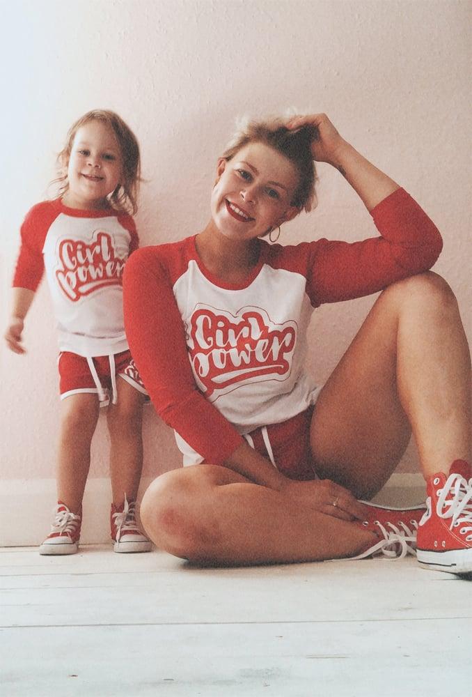 Image of Girl power retro matching sets