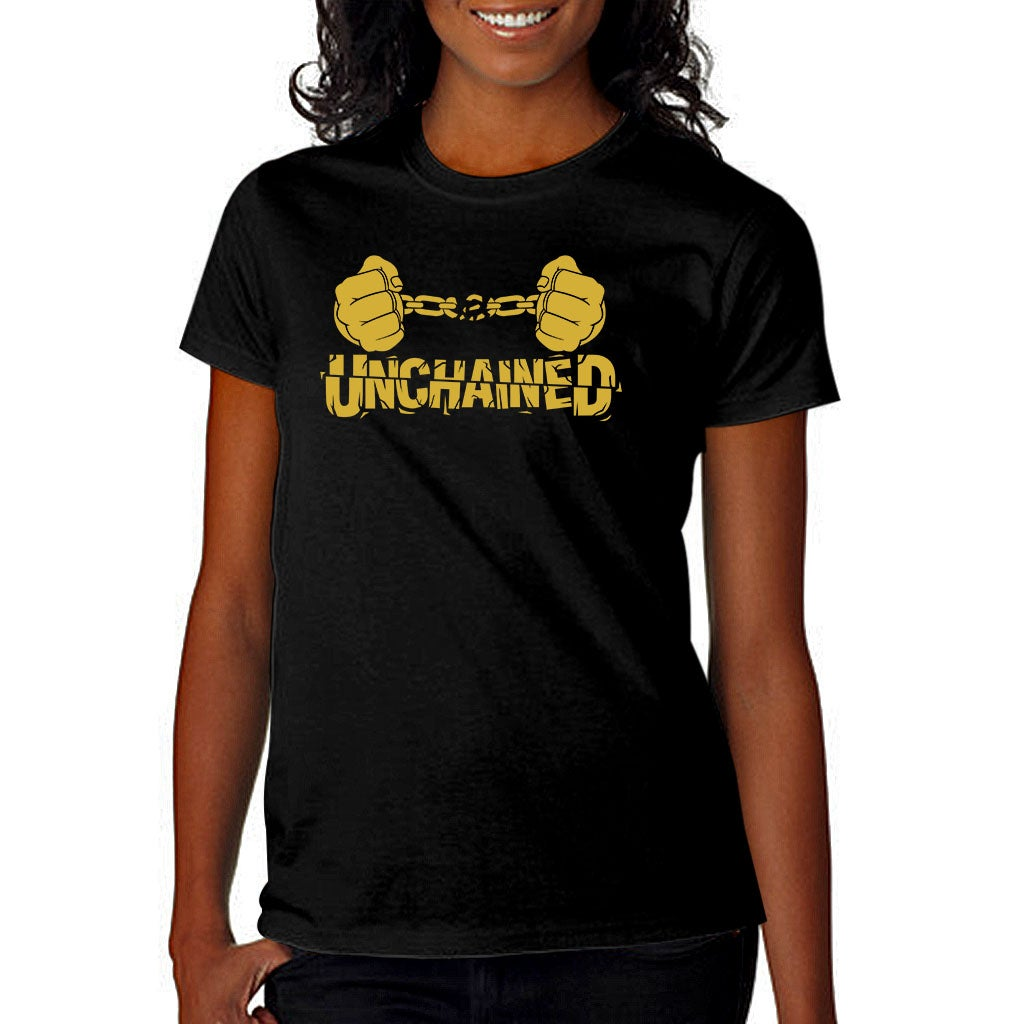 Image of Unchained Black and Gold