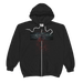Image of dreamside bloody rain hoodie