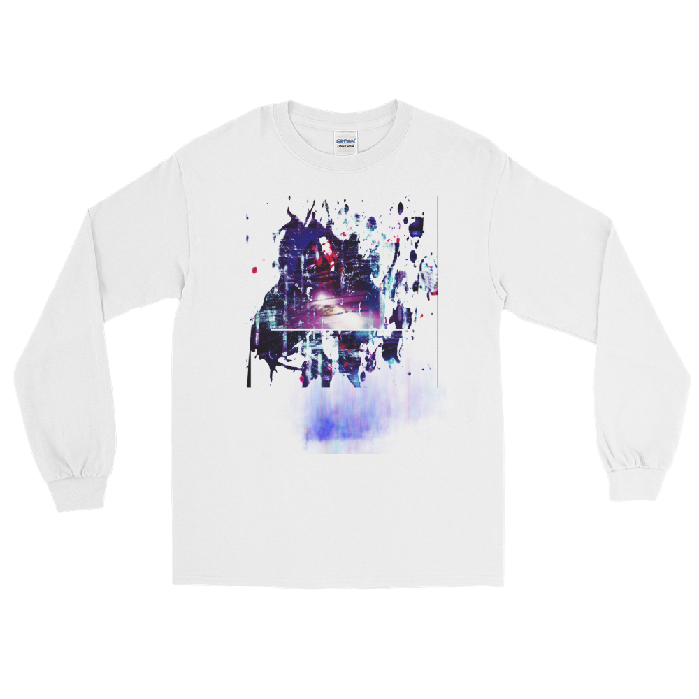 Image of blood in oil 2099 longsleeve/hoodie