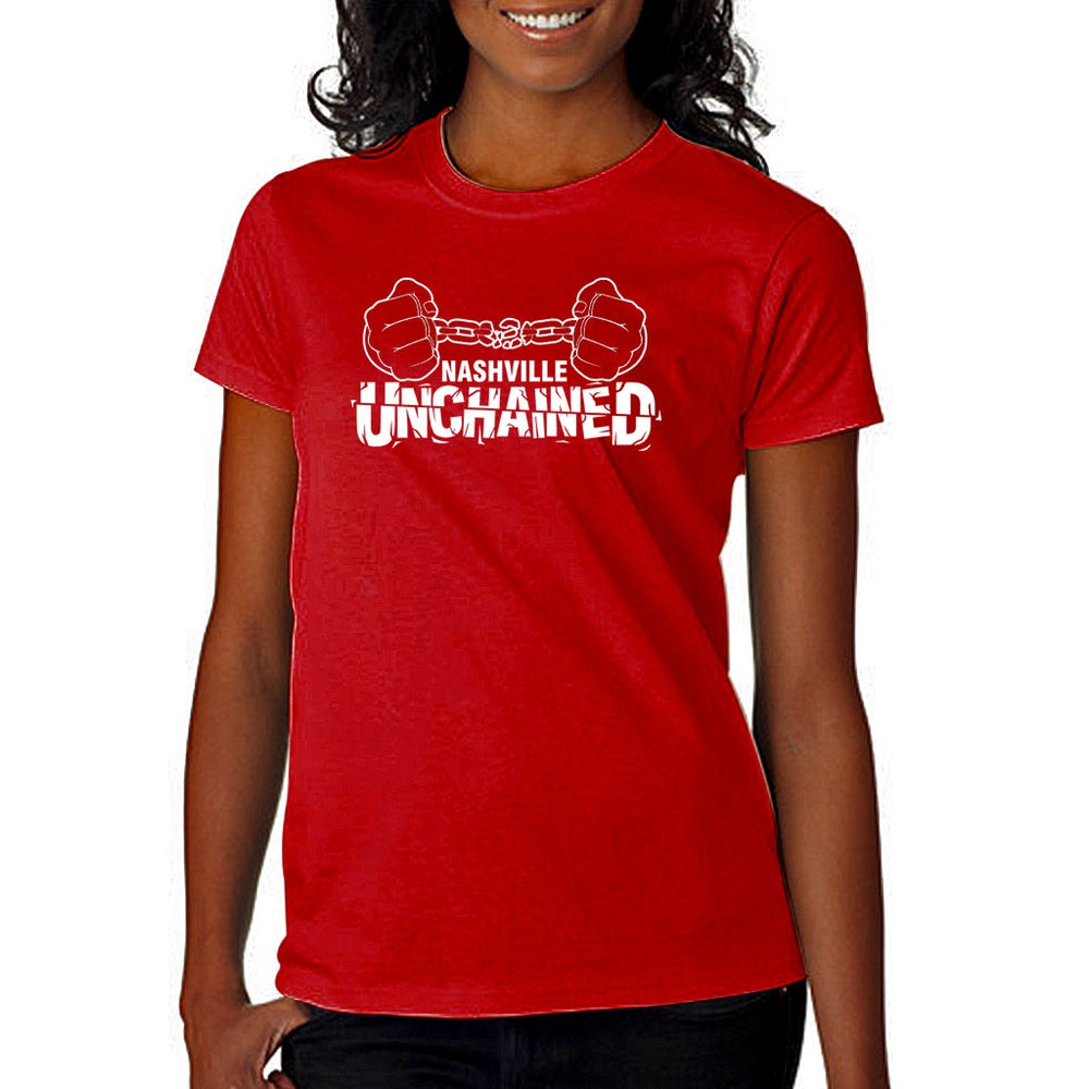 Image of Nashville Unchained Red and White