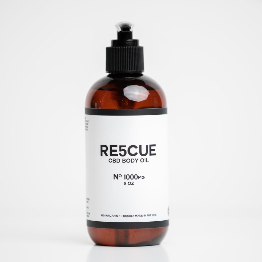 Image of RE5CUE - 1000MG CBD BODY OIL