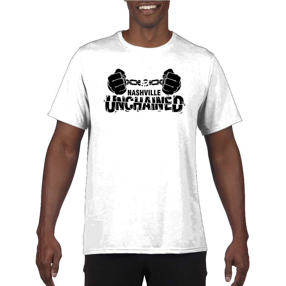 Image of Nashville Unchained White and Black