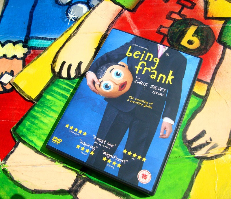 Image of Being Frank DVD