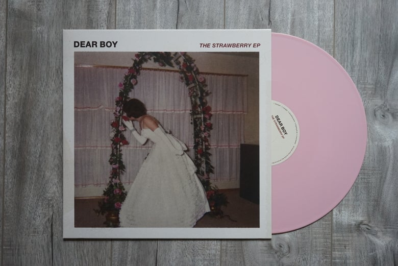 Image of The Strawberry EP (Pink Vinyl)