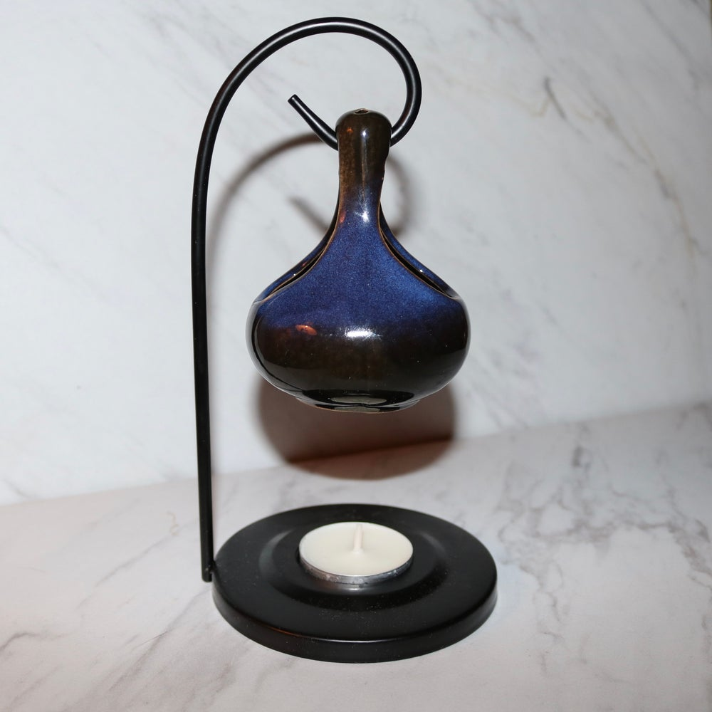 Black Tea Drop Oil Warmer