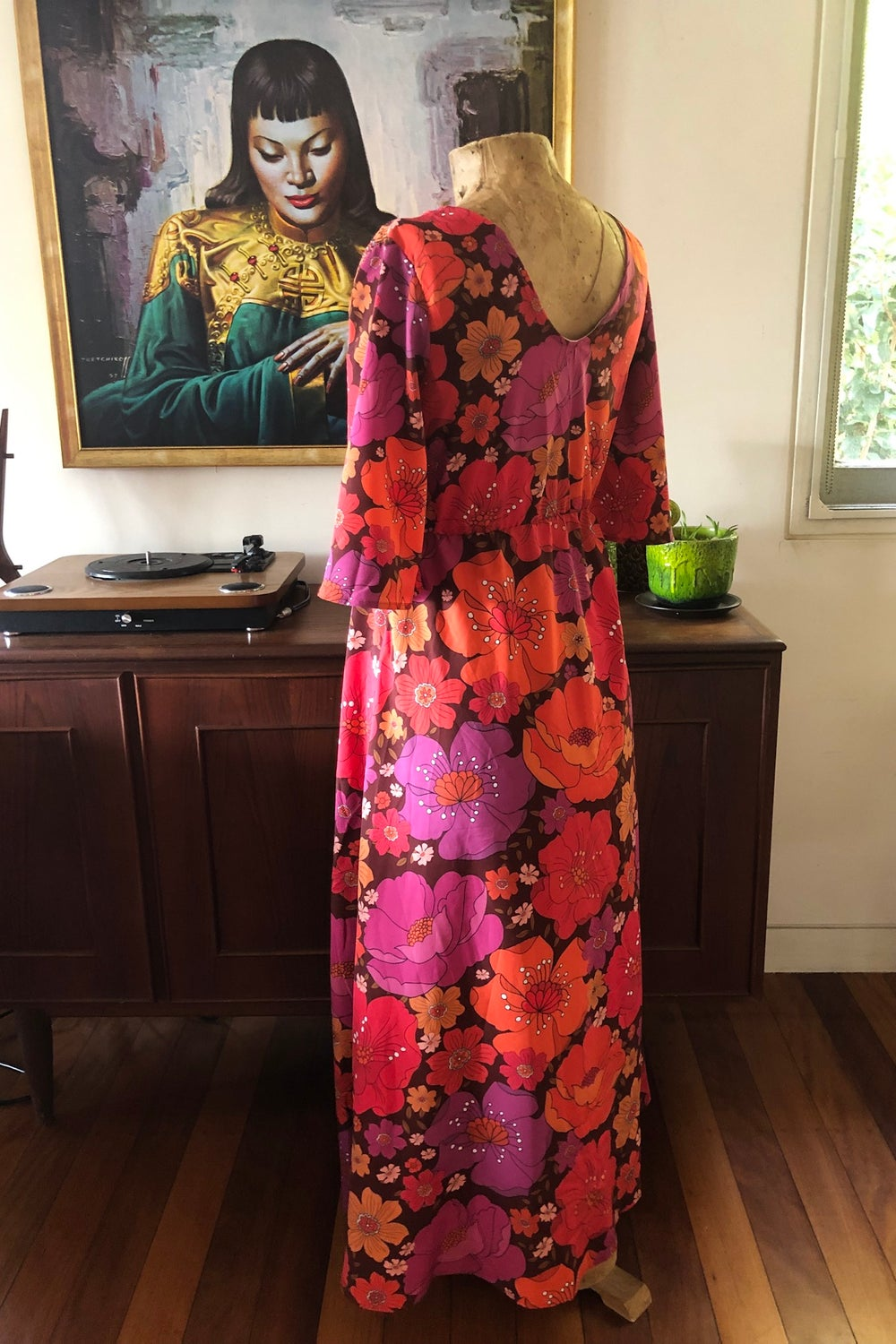 Flutter by maxi in the Just Lovely print In Magenta