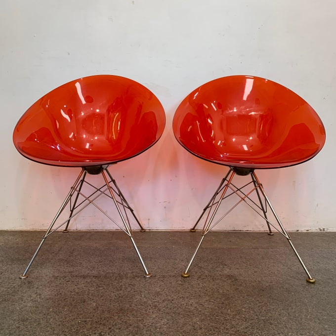 Image of ORIGINAL KARTELL CHAIRS