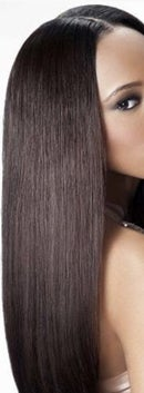 """Image 3 of 20"""" Remy Straight Hair single bundle"""