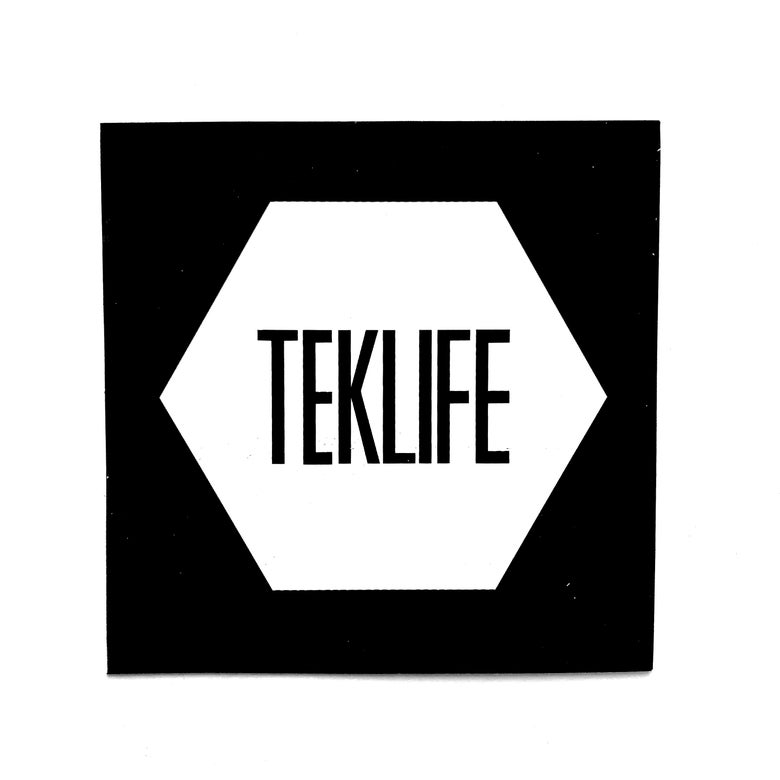 Image of TEKLIFE STICKER