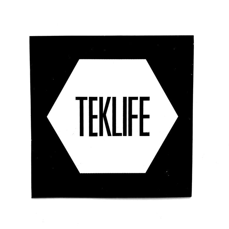 Image of TEKLIFE STICKER