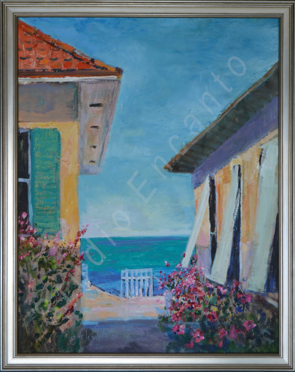 Image of Home on the Gulf by Helen Tilston