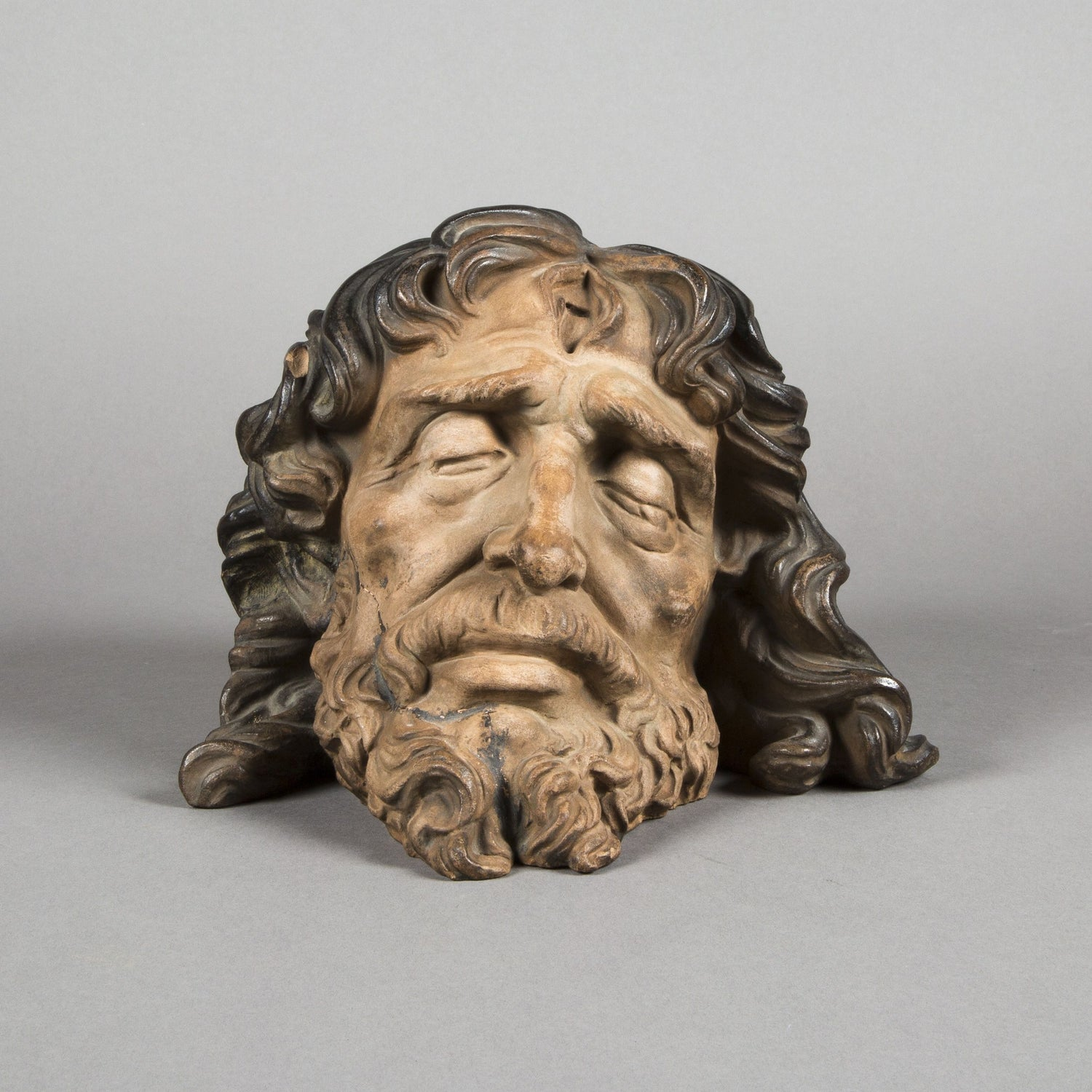 Image of Head of Goliath, after Verrocchio