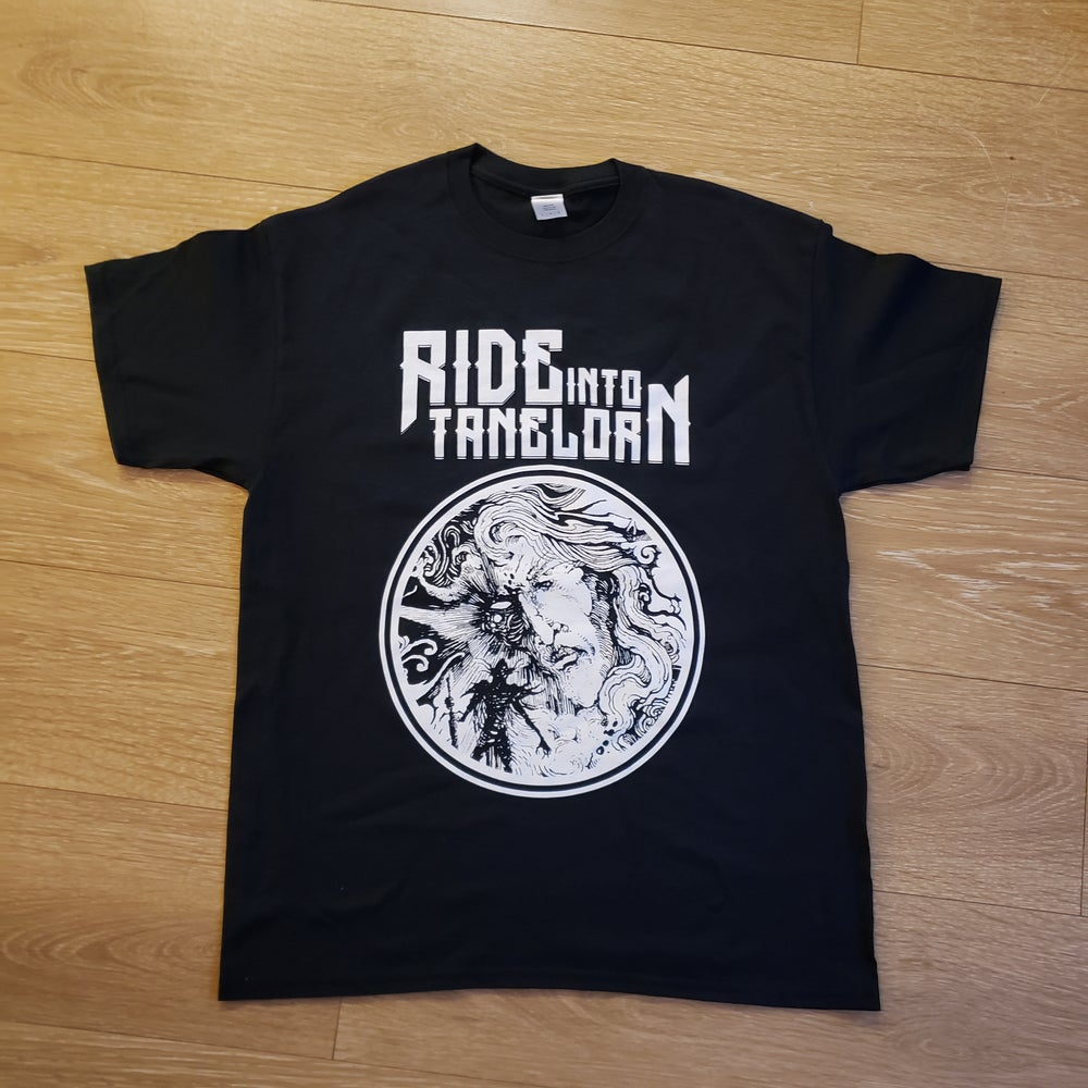 Image of Ride Into Tanelorn (Karmazid Design) T-Shirt