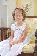 Image 2 of Pink Bitty Dot Pumpkin Dress & Bubble