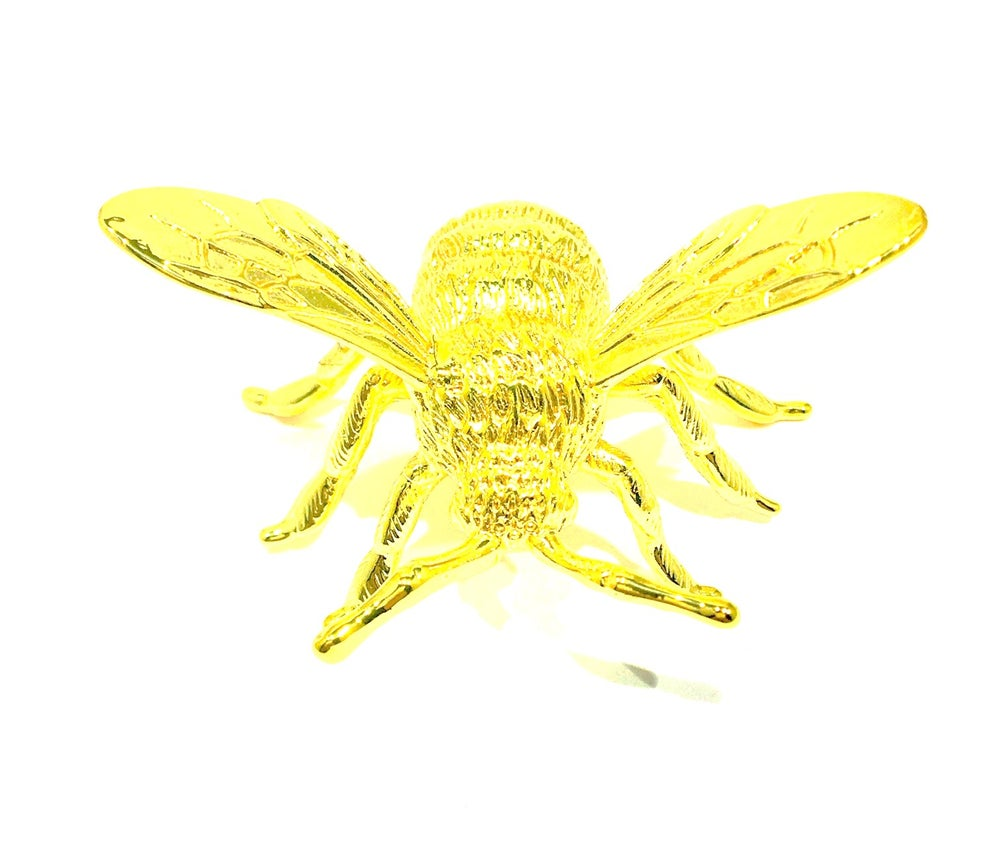 Image of 22k Gold Plated Queen Bee inc. postage*