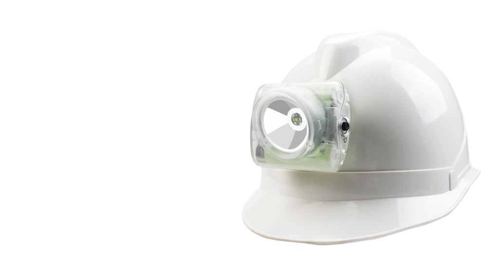 Image of CORDLESS CAP LAMP 3A