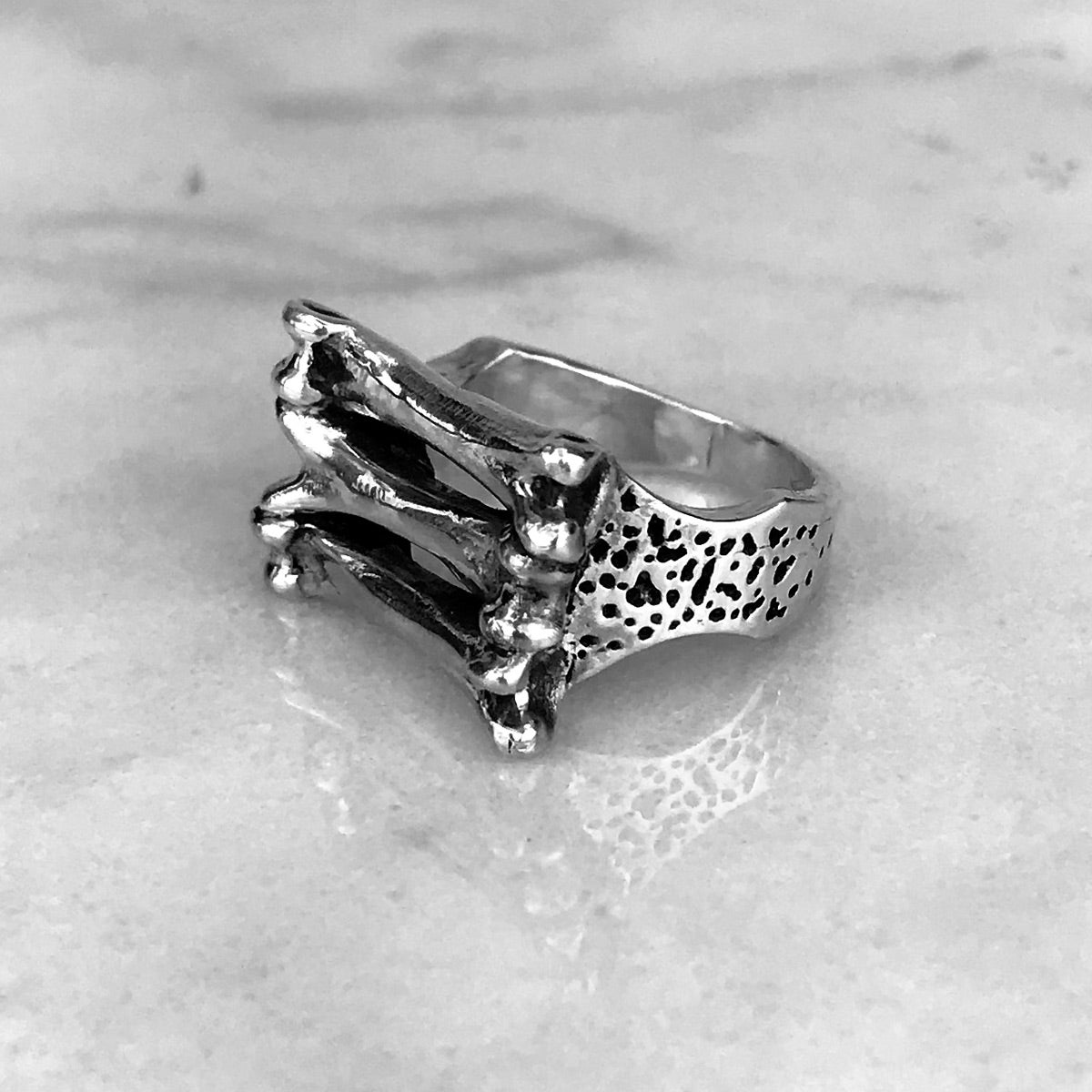 Image of Ossuary Ring SM